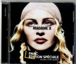 MADAME X - FRANCE SPECIAL EDITION CD (+ BONUS TRACKS)
